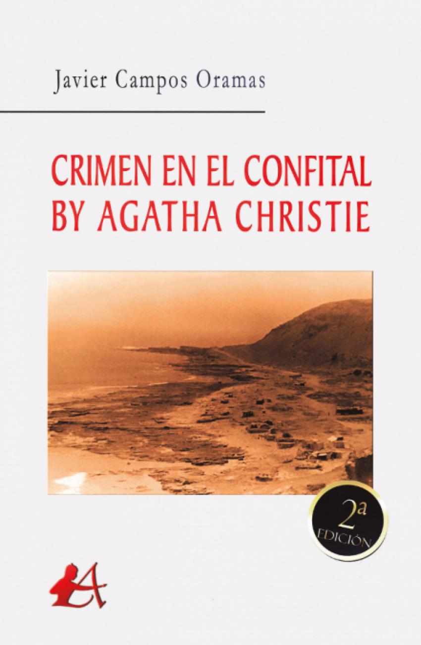 CRIMEN EN EL CONFITAL BY AGATHA CHRISTIE 9788416824809