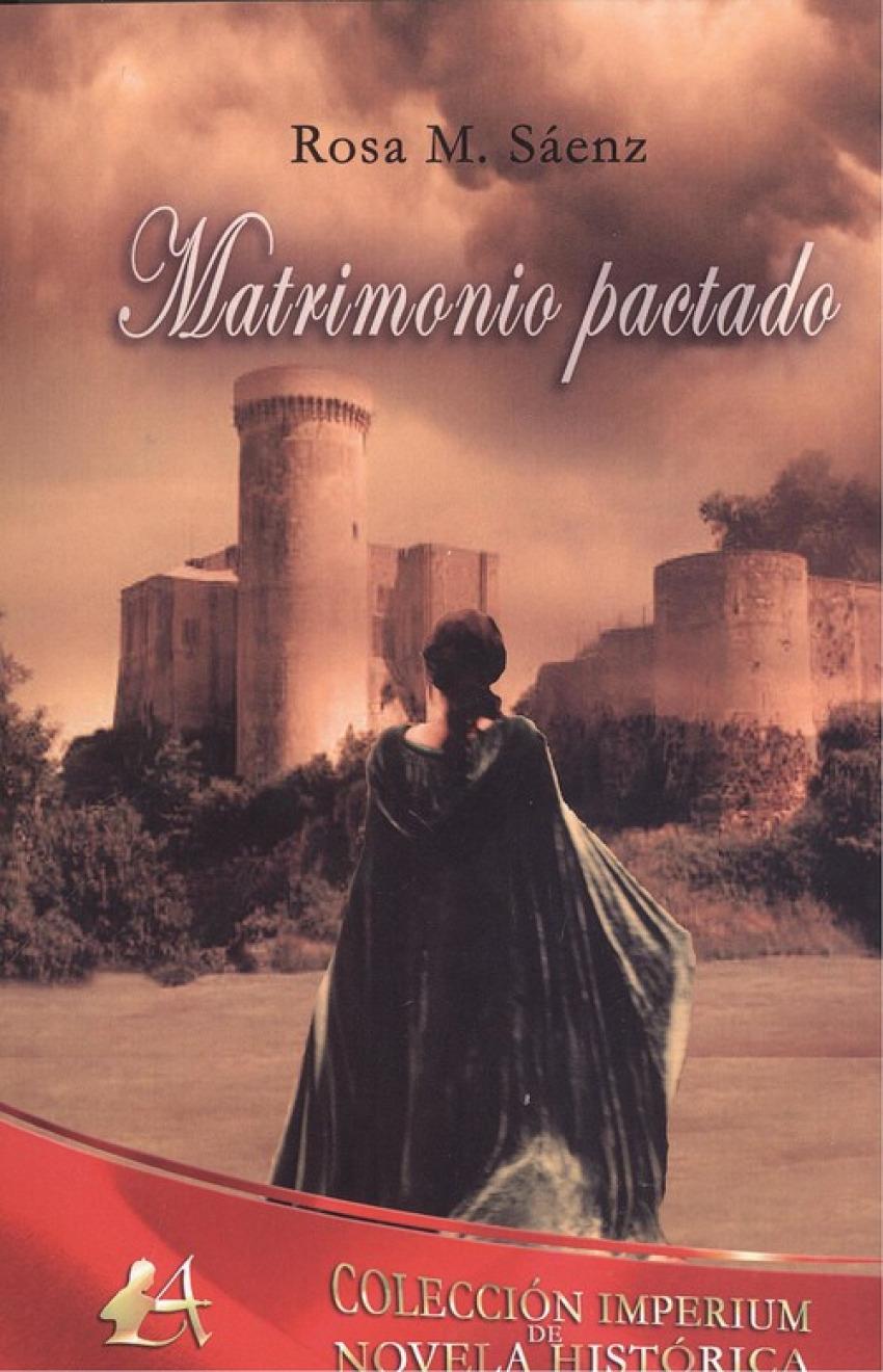 MATRIMONIO PACTADO 9788416824908