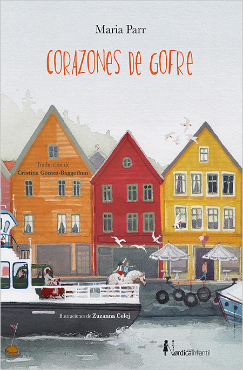 CORAZONES DE GOFRE 9788416830435