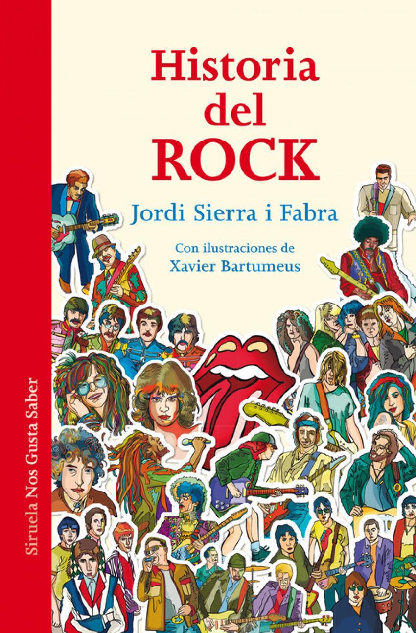 HISTORIA DEL ROCK 9788416854172