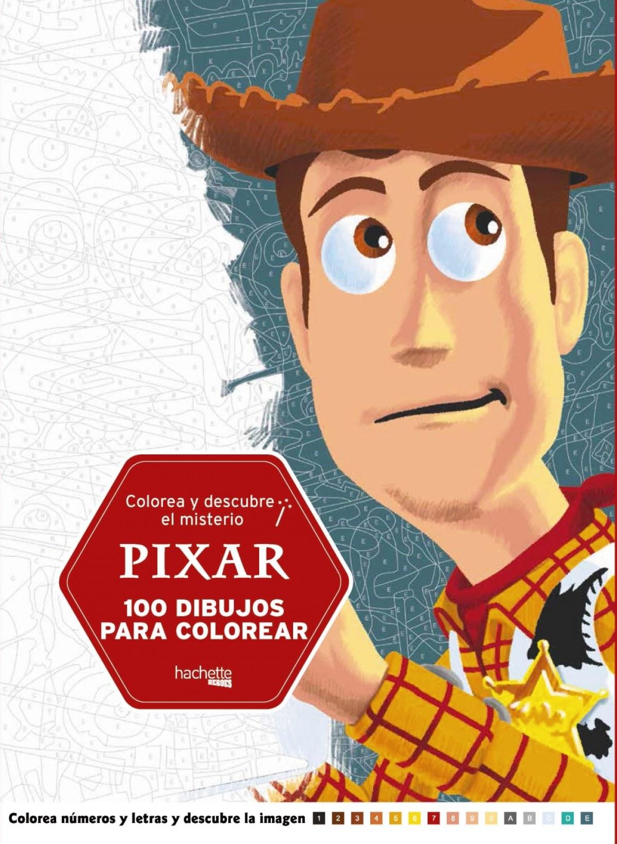 100 DIBUJOS PARA COLOREAR 9788416857296