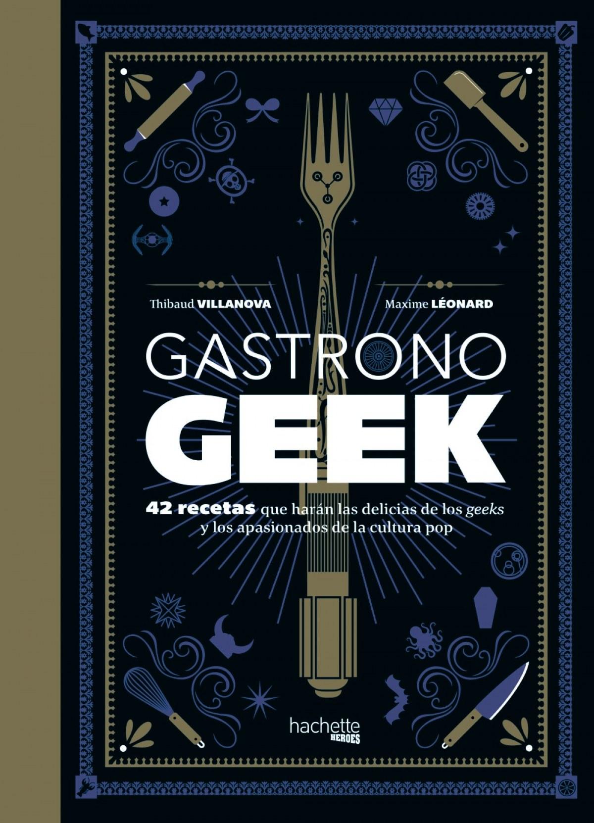Gastronogeek 9788416857470