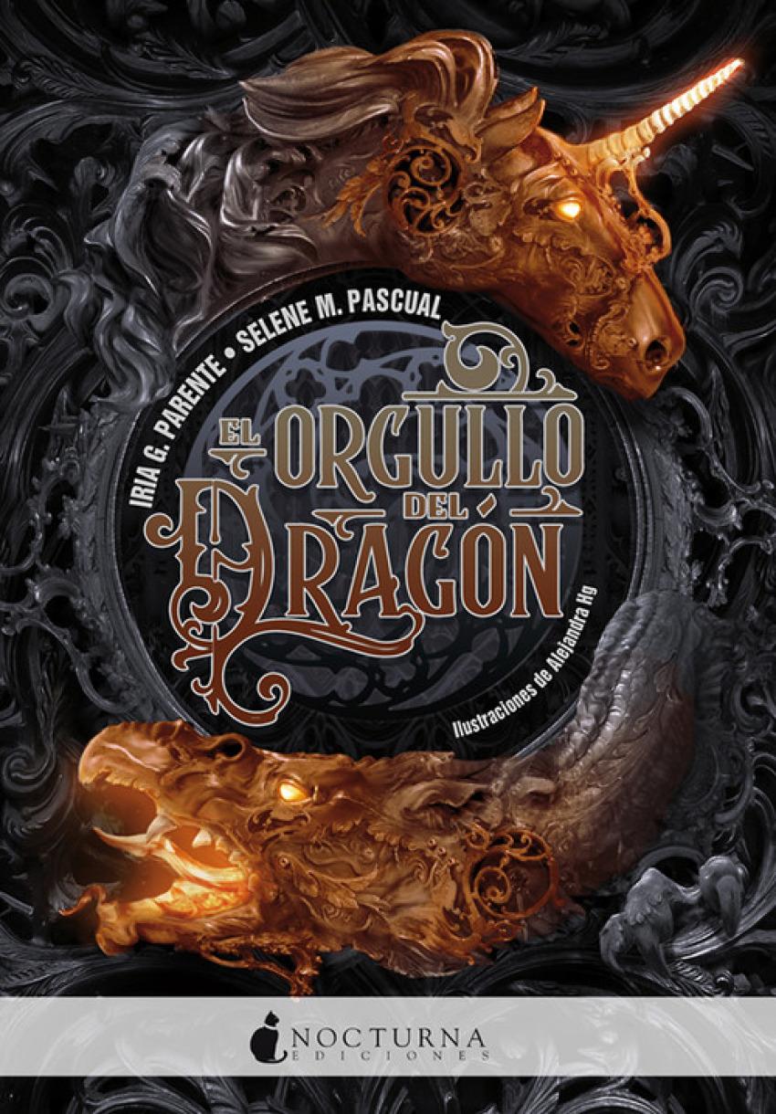 EL ORGULLO DEL DRAGÓN 9788416858866