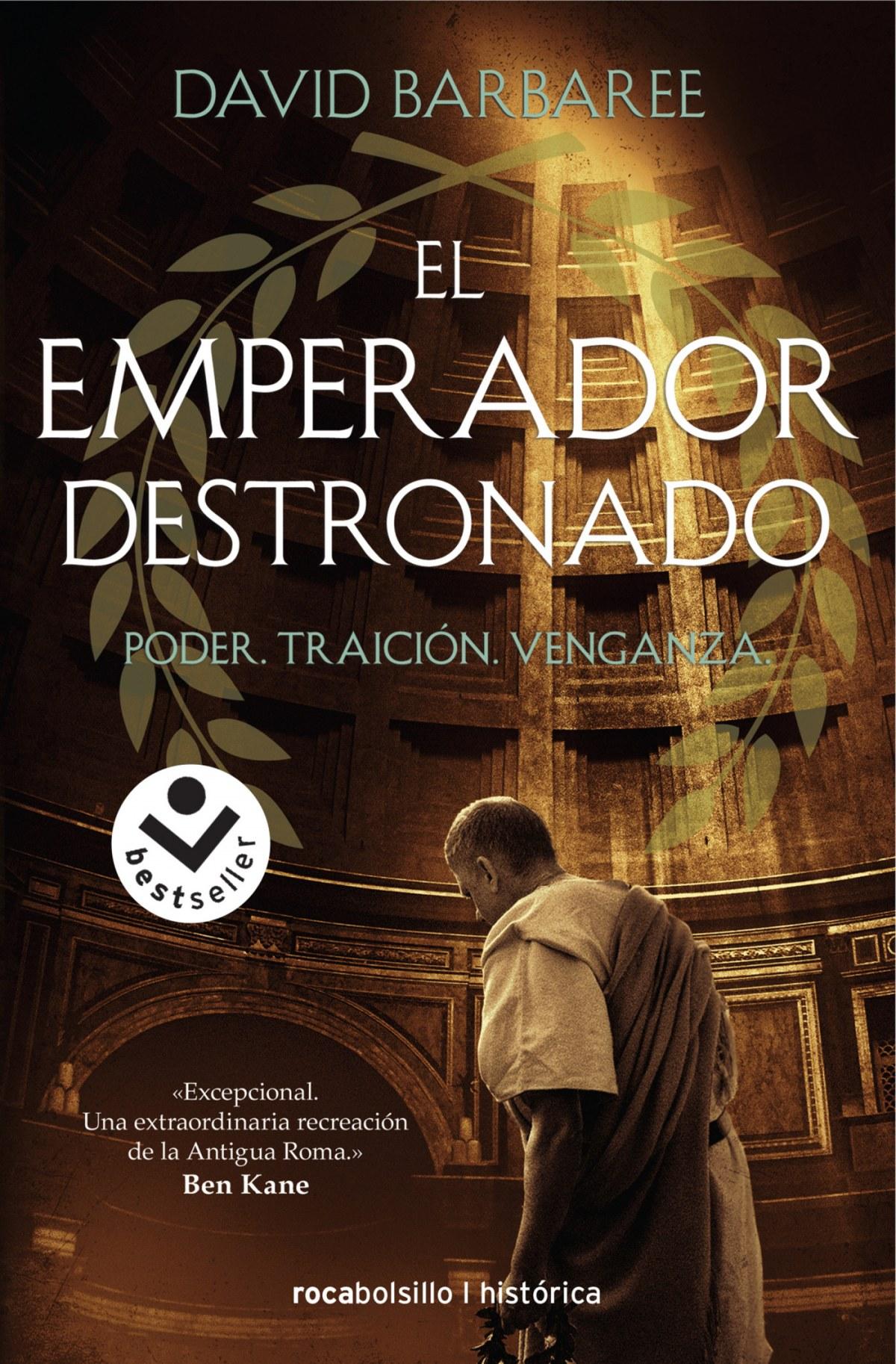 EL EMPERADOR DESTRONADO 9788416859092