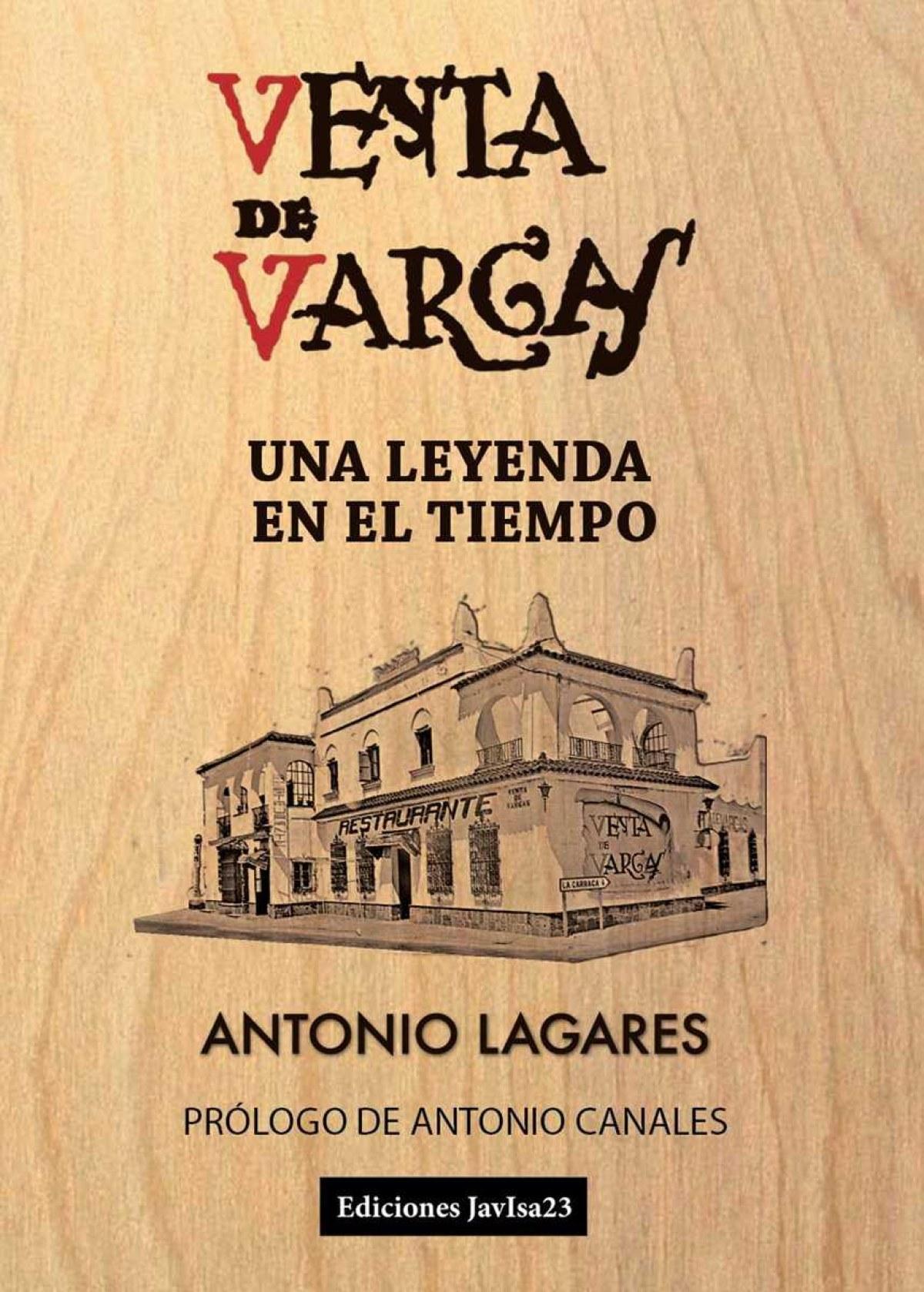 Venta de Vargas (tapa dura)