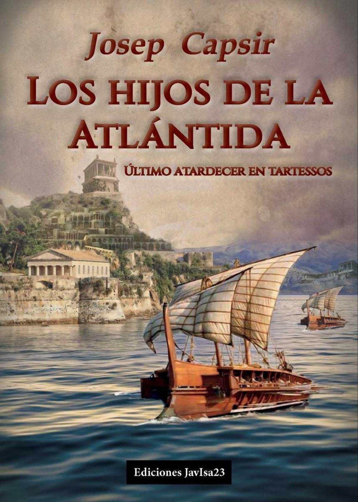 LOS HIJOS DE LA ATLÁNTIDA 9788416887224