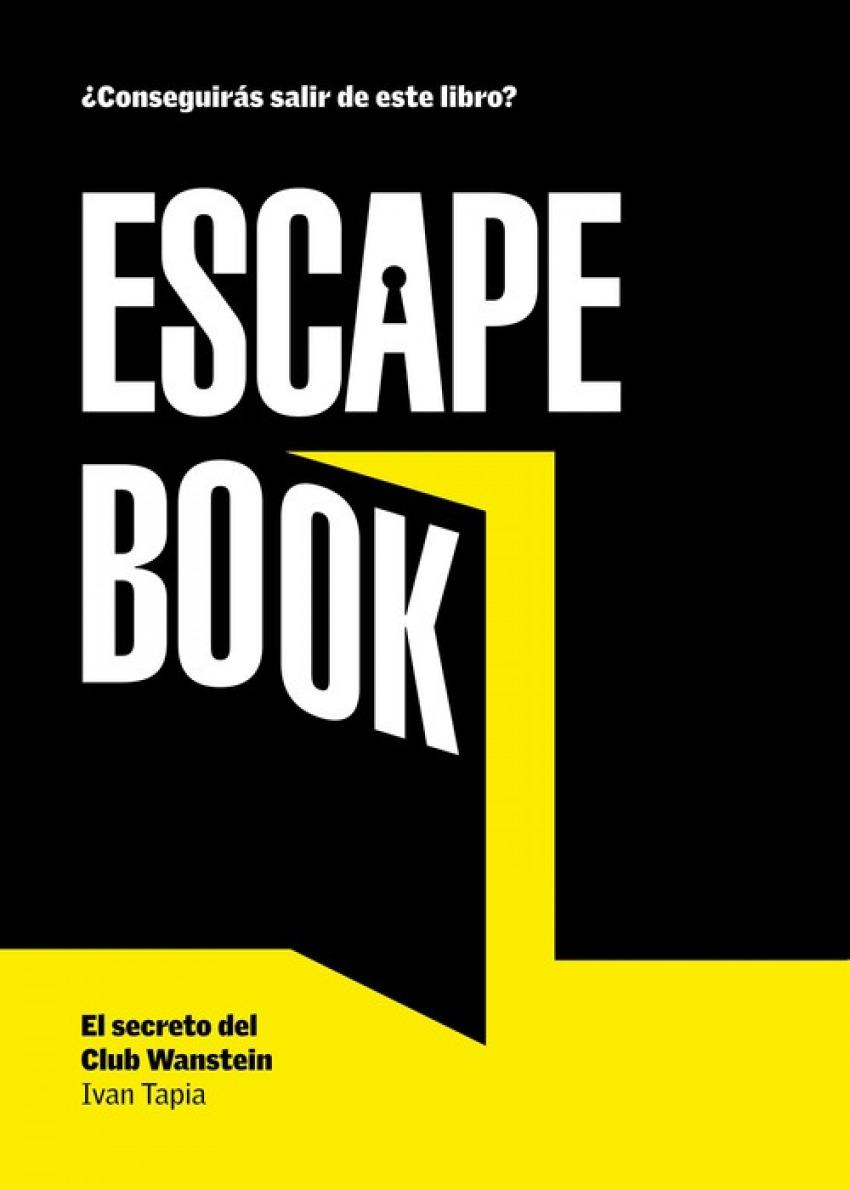 ESCAPE BOOK 9788416890088