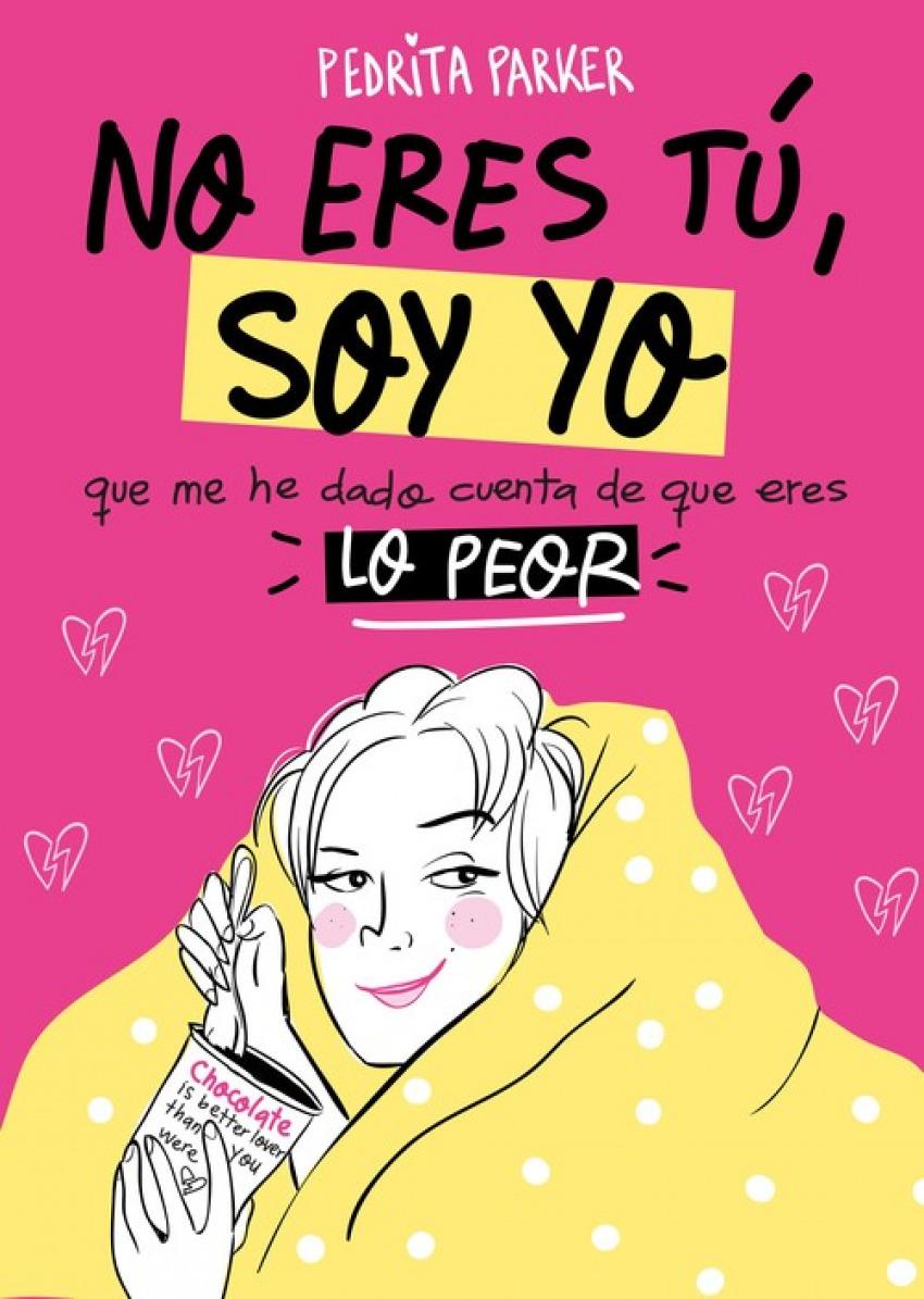 NO ERES TU, SOY YO 9788416890262