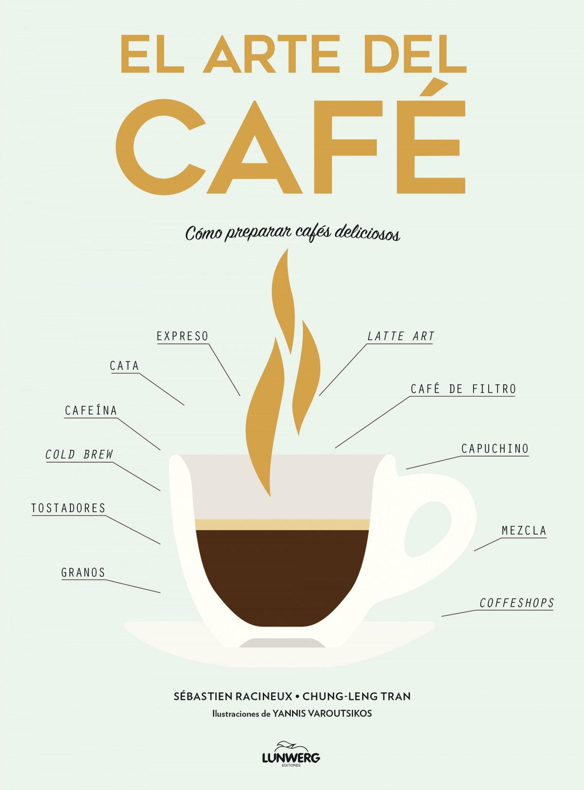 EL ARTE DEL CAFÉ 9788416890323
