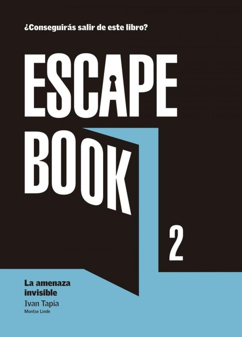 ESCAPE BOOK 2 9788416890392