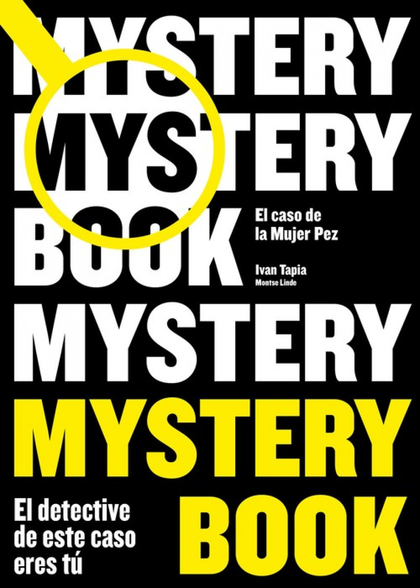MYSTERY BOOK 9788416890668