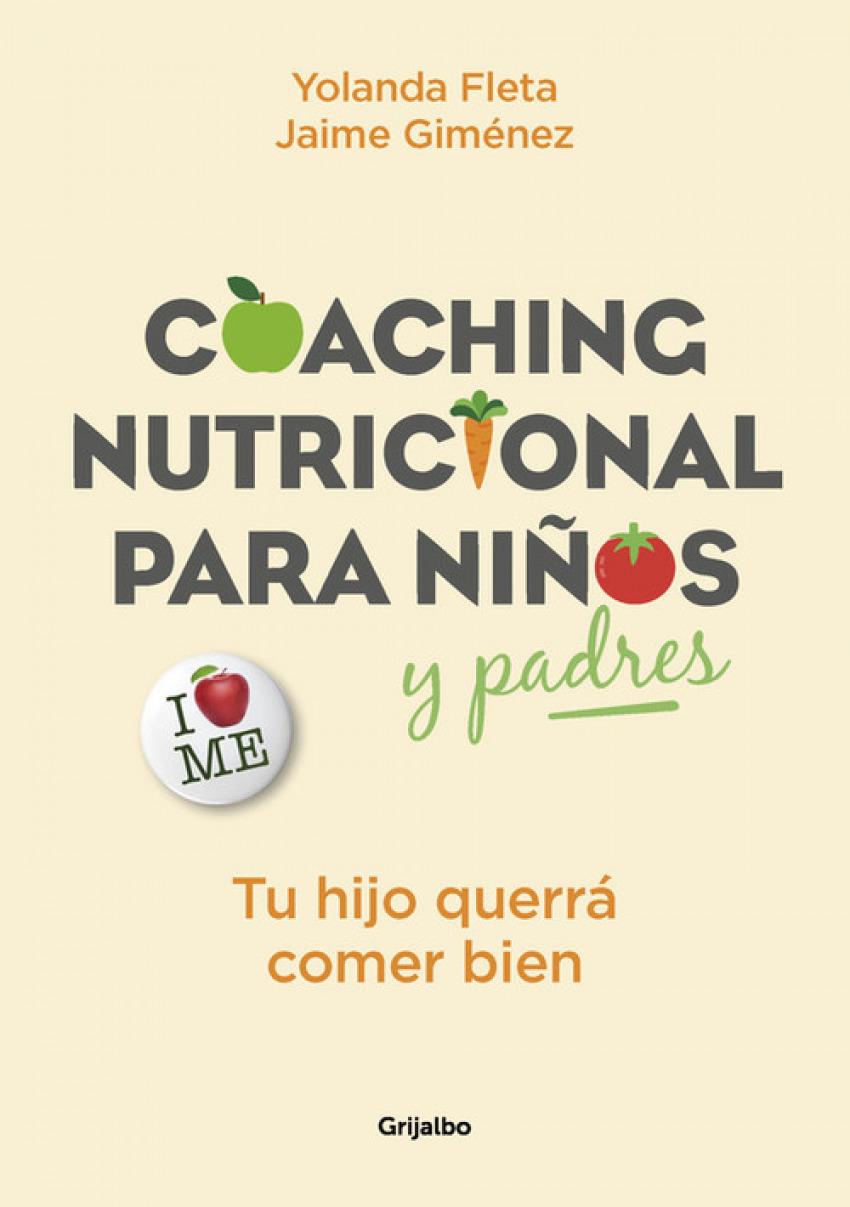 COACHING NUTRICIONAL PARA NIñOS Y PADRES 9788416895342