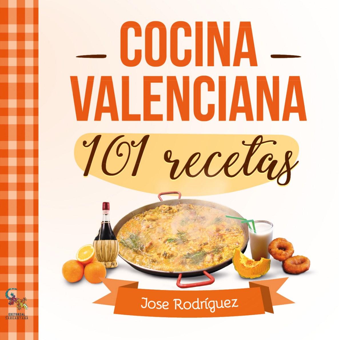 Cocina valenciana 101 recetas 9788416900602