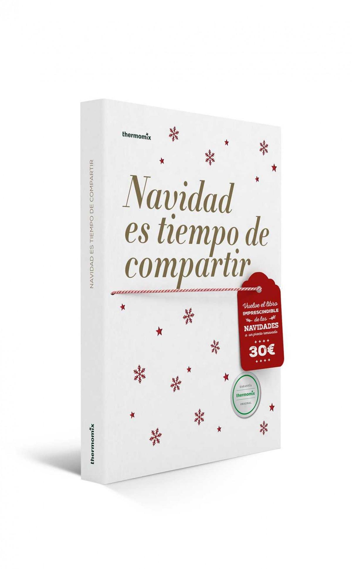 NAVIDAD ES TIEMPO DE COMPARTIR 9788416902026