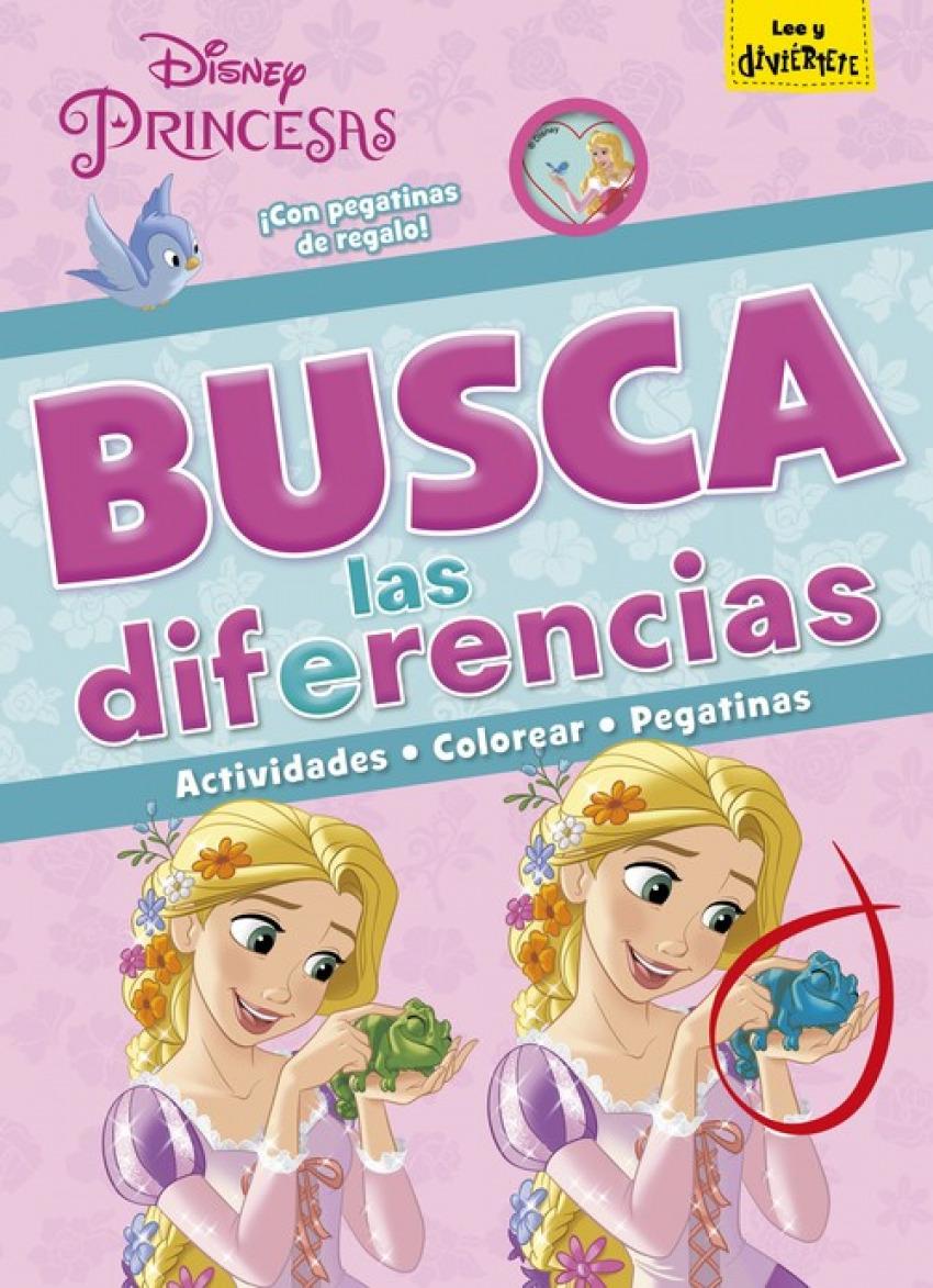 BUSCA LAS DIFERENCIAS 9788416913046