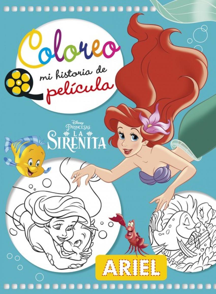 COLOREO MI HISTORIA DE PELICULA 9788416917341
