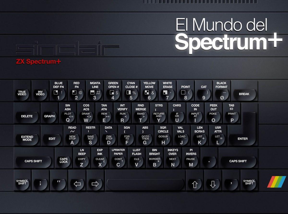 EL MUNDO DEL SPECTRUM+ 9788416961405
