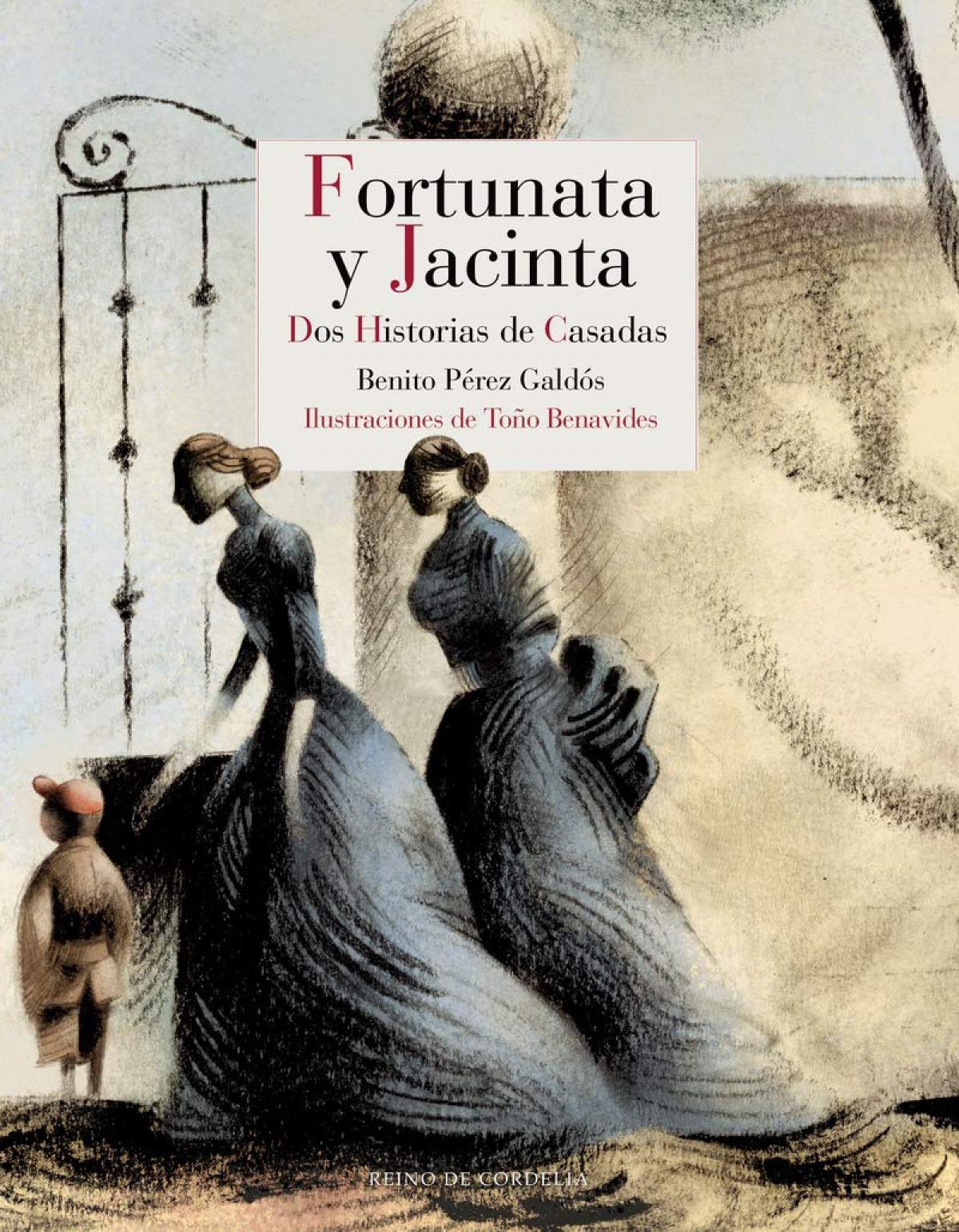 Fortunata y Jacinta 9788416968978