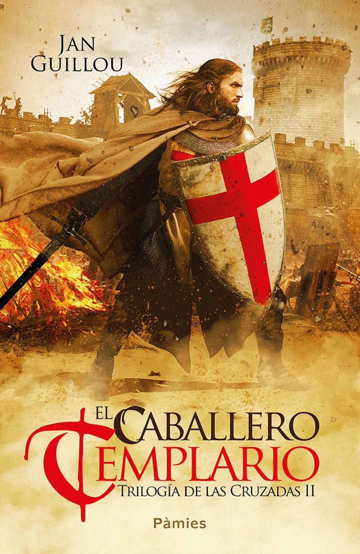 EL CABALLERO TEMPLARIO 9788416970841