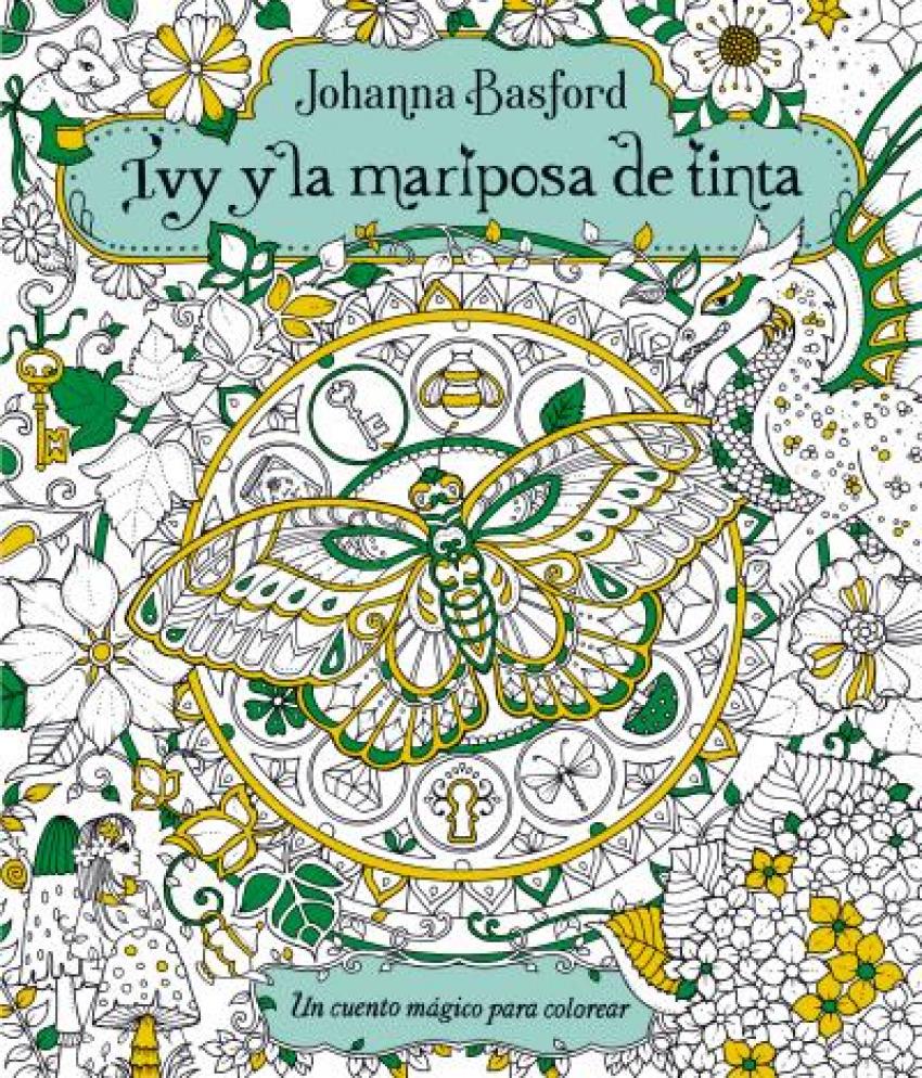 IVY Y LA MARIPOSA DE TINTA 9788416972159