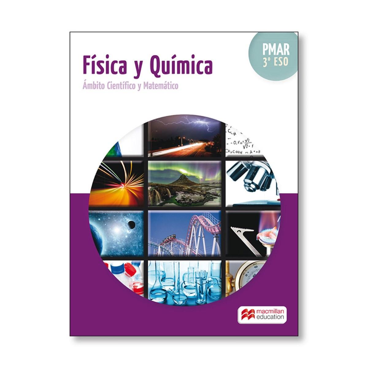 PMAR NIVEL II FISICA Y QUIMICA 3o.ESO 9788416983056