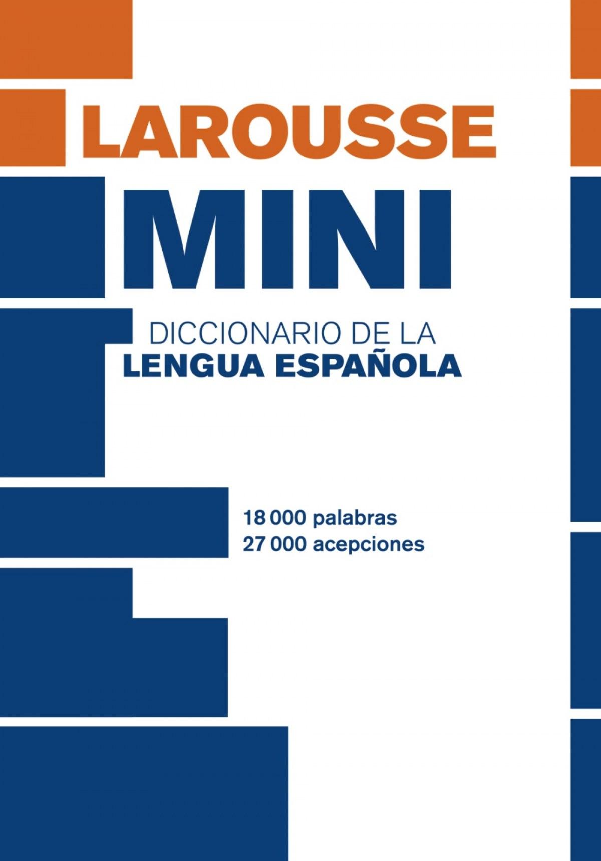 DICCIONARIO MINI DE LA LENGUA ESPAñOLA 9788416984022