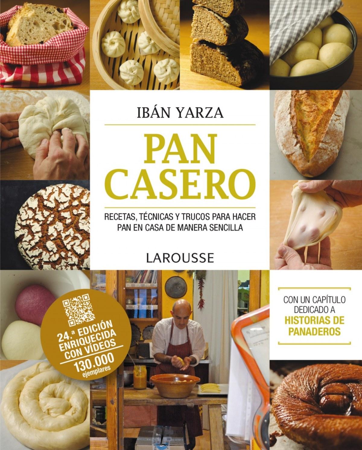 PAN CASERO 9788416984121
