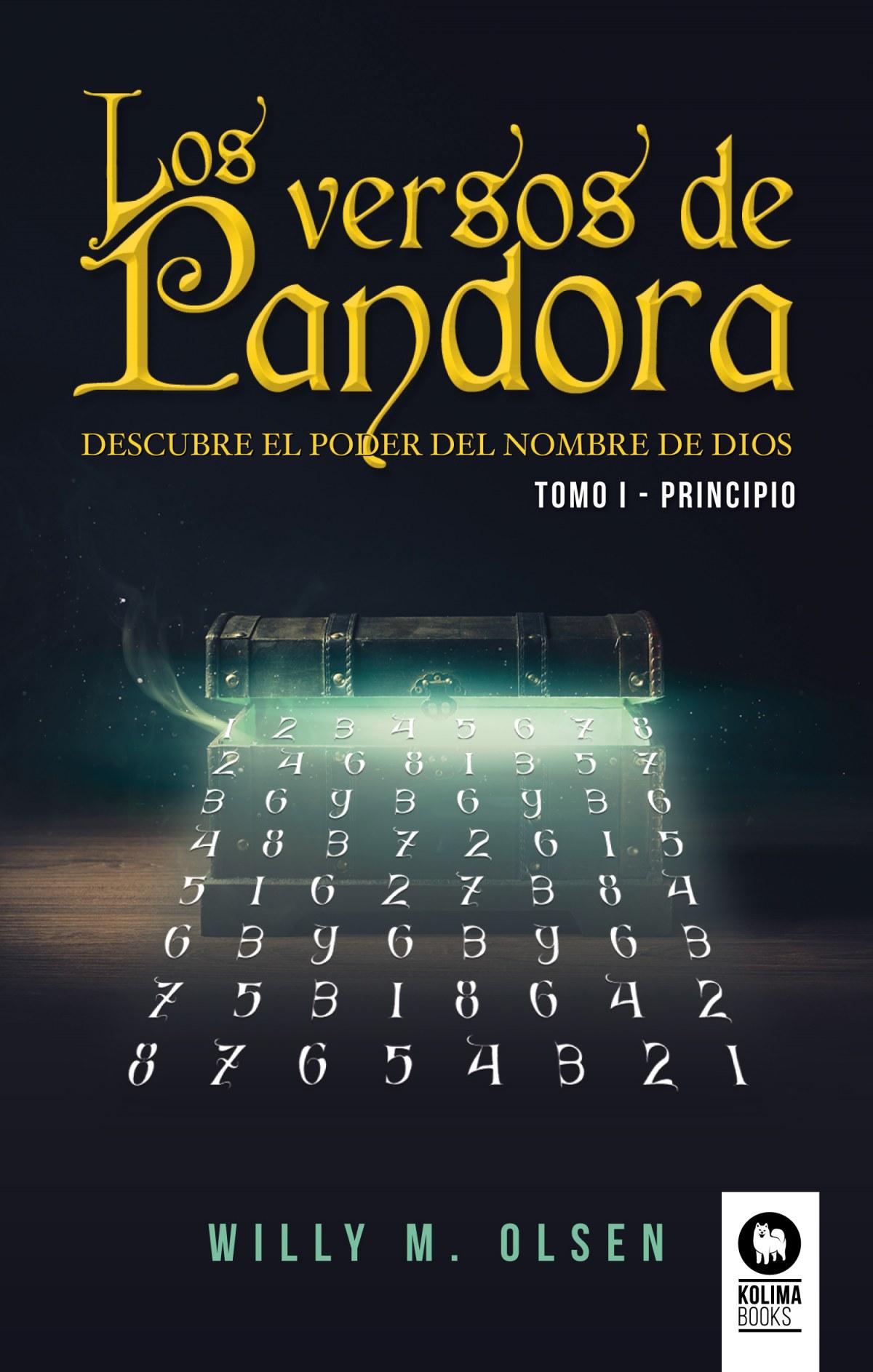 LOS VERSOS DE PANDORA 9788416994939