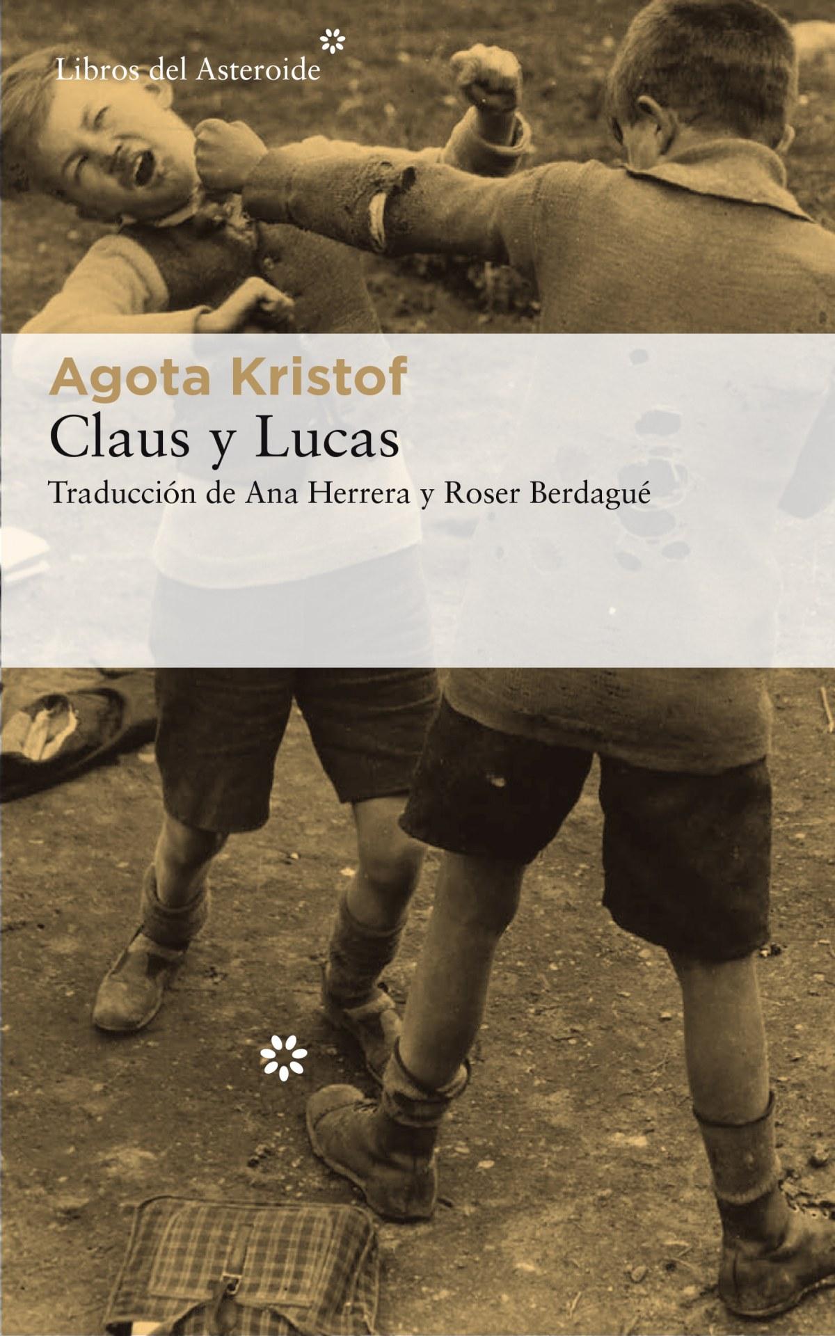 CLAUS Y LUCAS 9788417007744