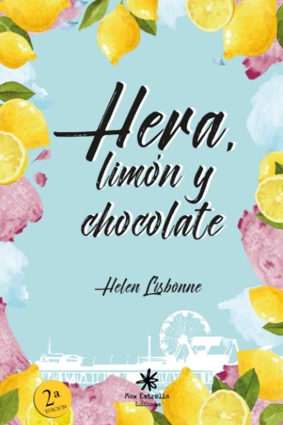 Hera, limón y chocolate 9788417008475