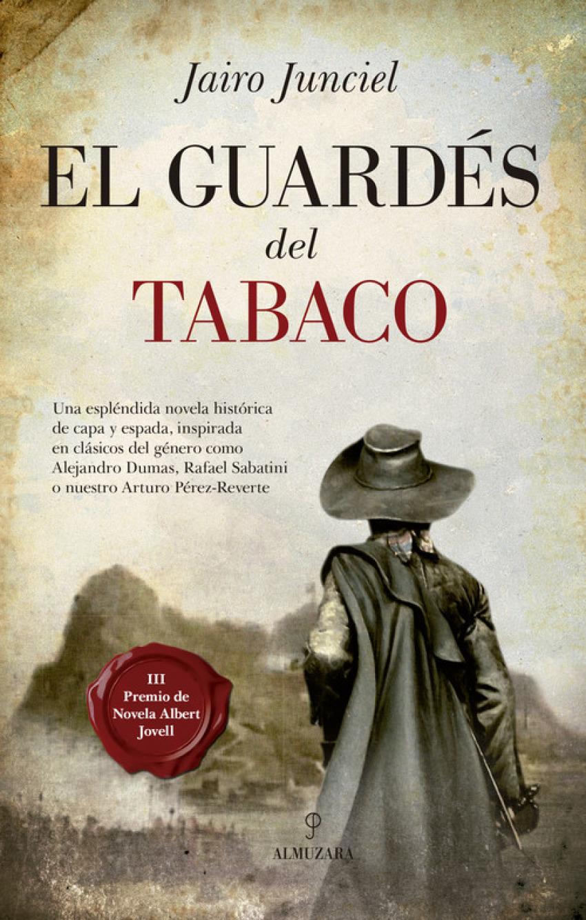 EL GUARDES DEL TABACO 9788417044497