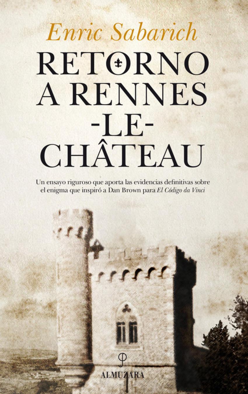 RETORNO A RENNES-LE CHATEAU- 9788417044725