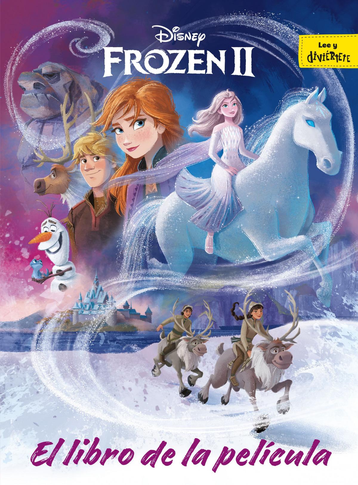 Frozen 2. El libro de la pel¡cula 9788417062279