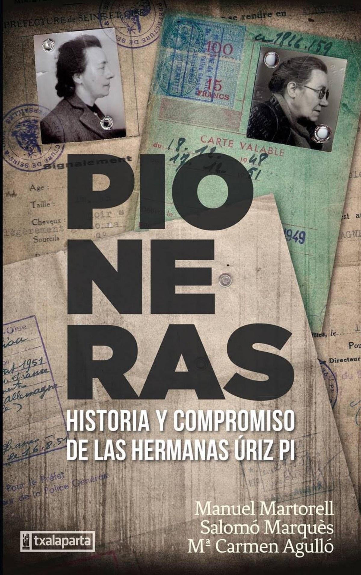 PIONERAS 9788417065560