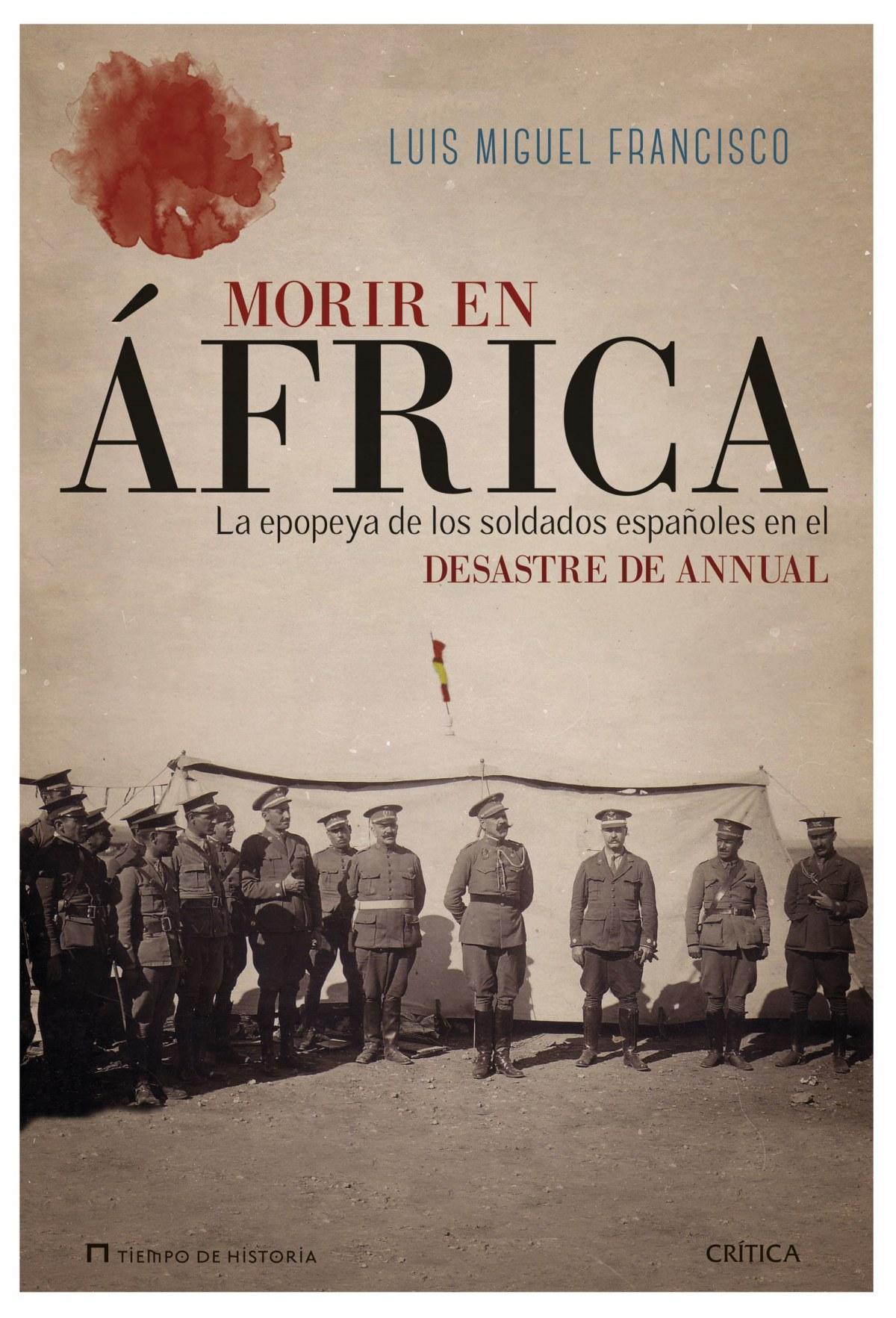 MORIR EN ÁFRICA 9788417067502