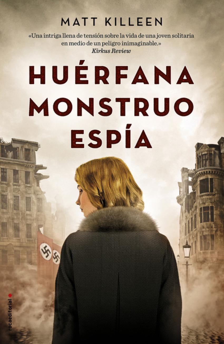 Huérfana, Monstruo, Esp¡a 9788417092009