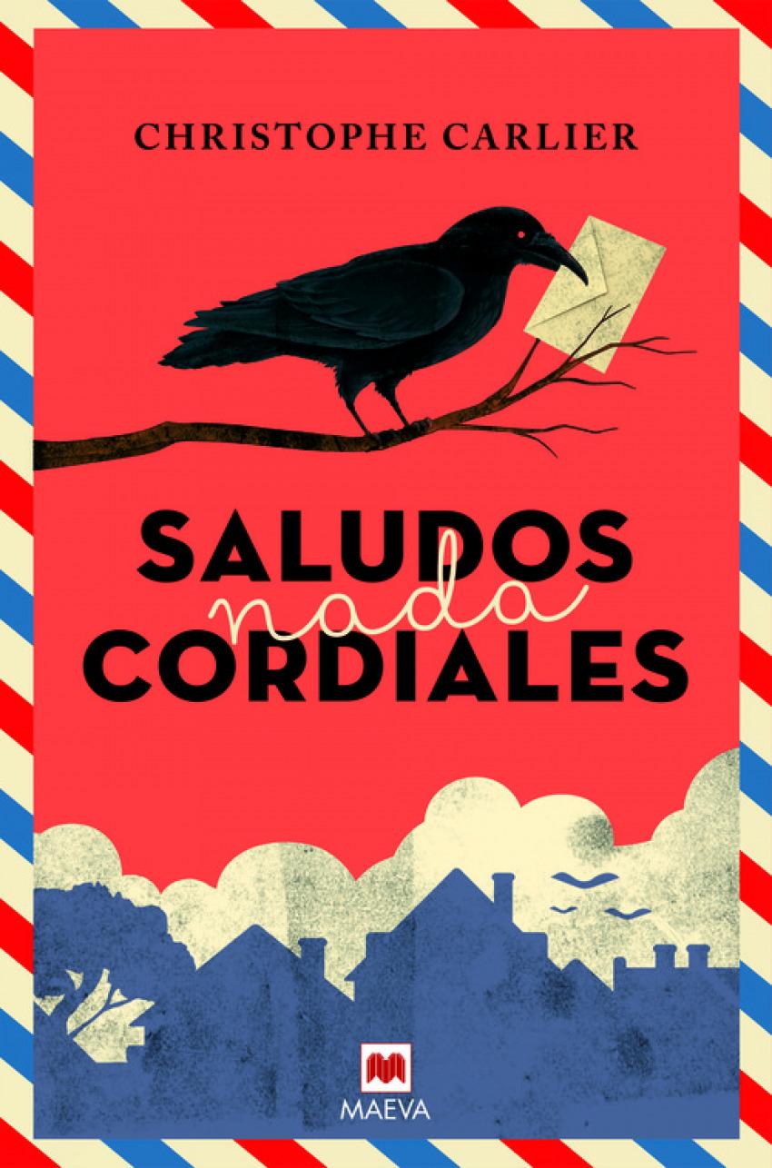 SALUDOS NADA CORDIALES 9788417108816