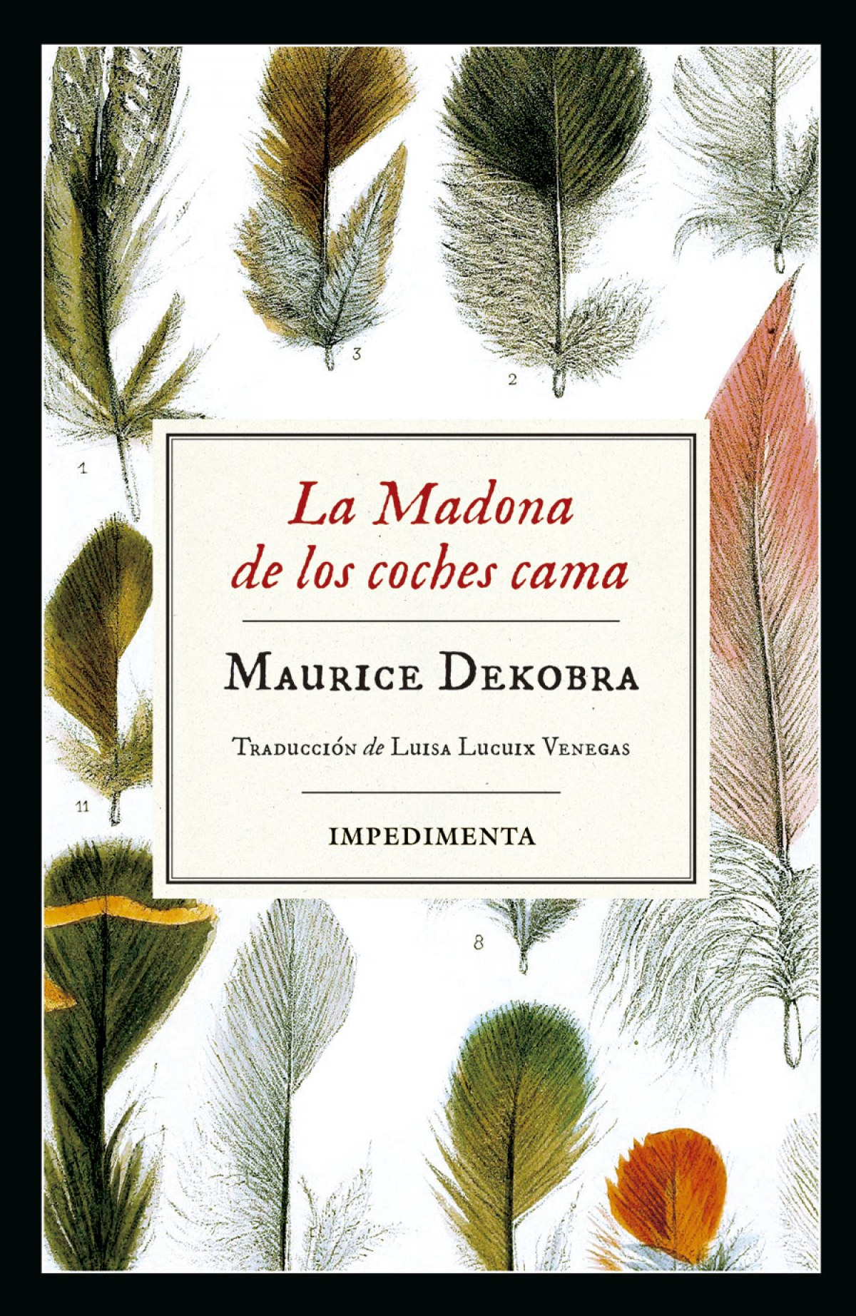 LA MADONA DE LOS COCHES CAMA 9788417115883