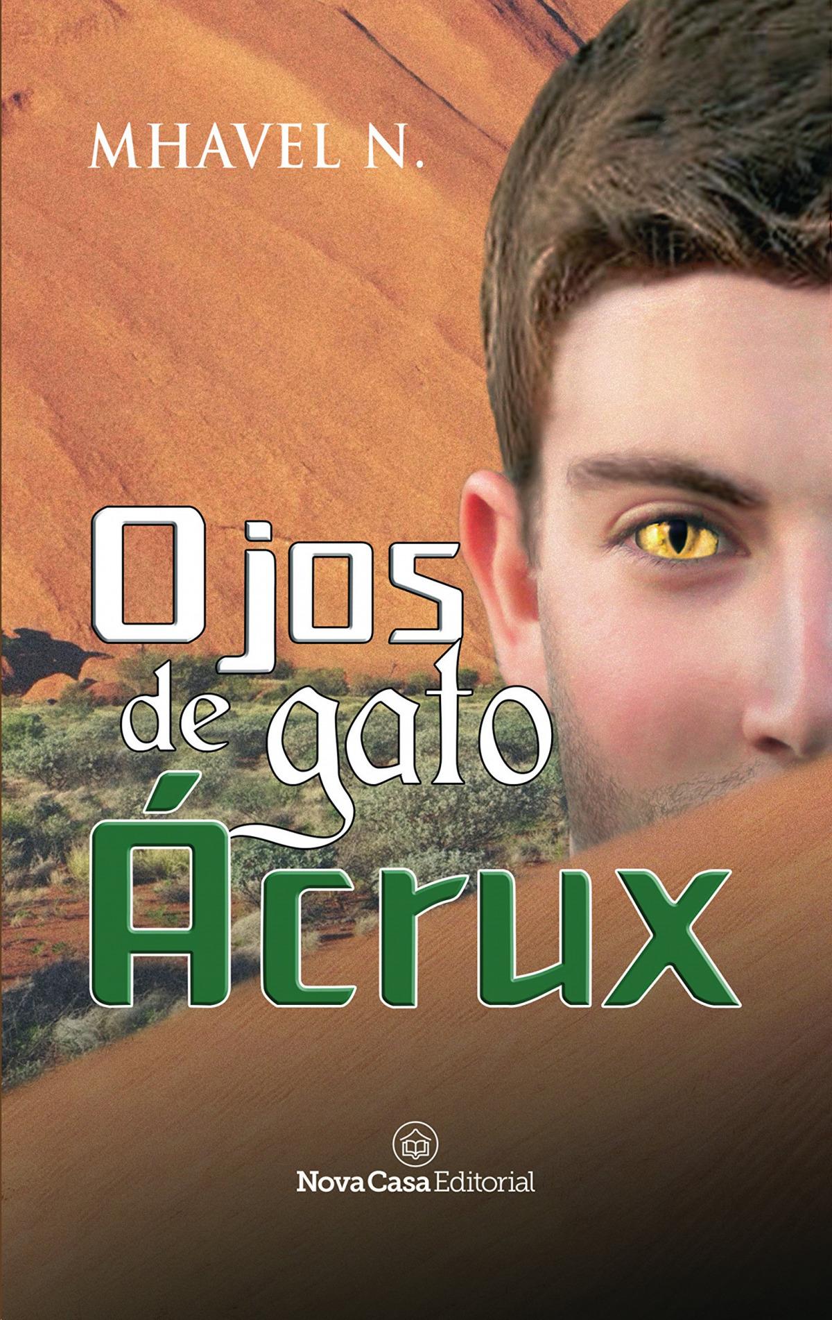 OJOS DE GATO ACRUX 9788417142032