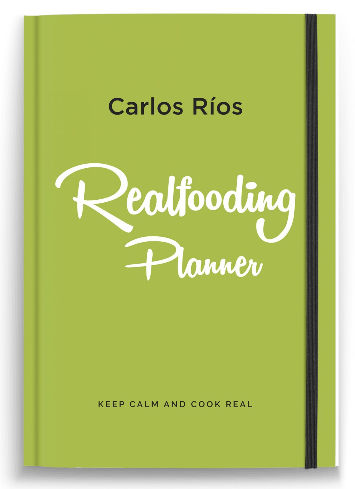 Planner Realfooding 9788417166762