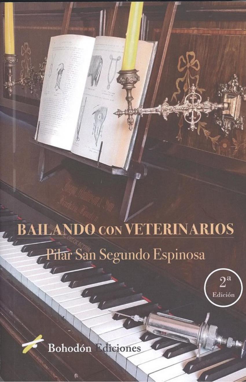 BAILANDO CON VETERINARIOS 9788417198435