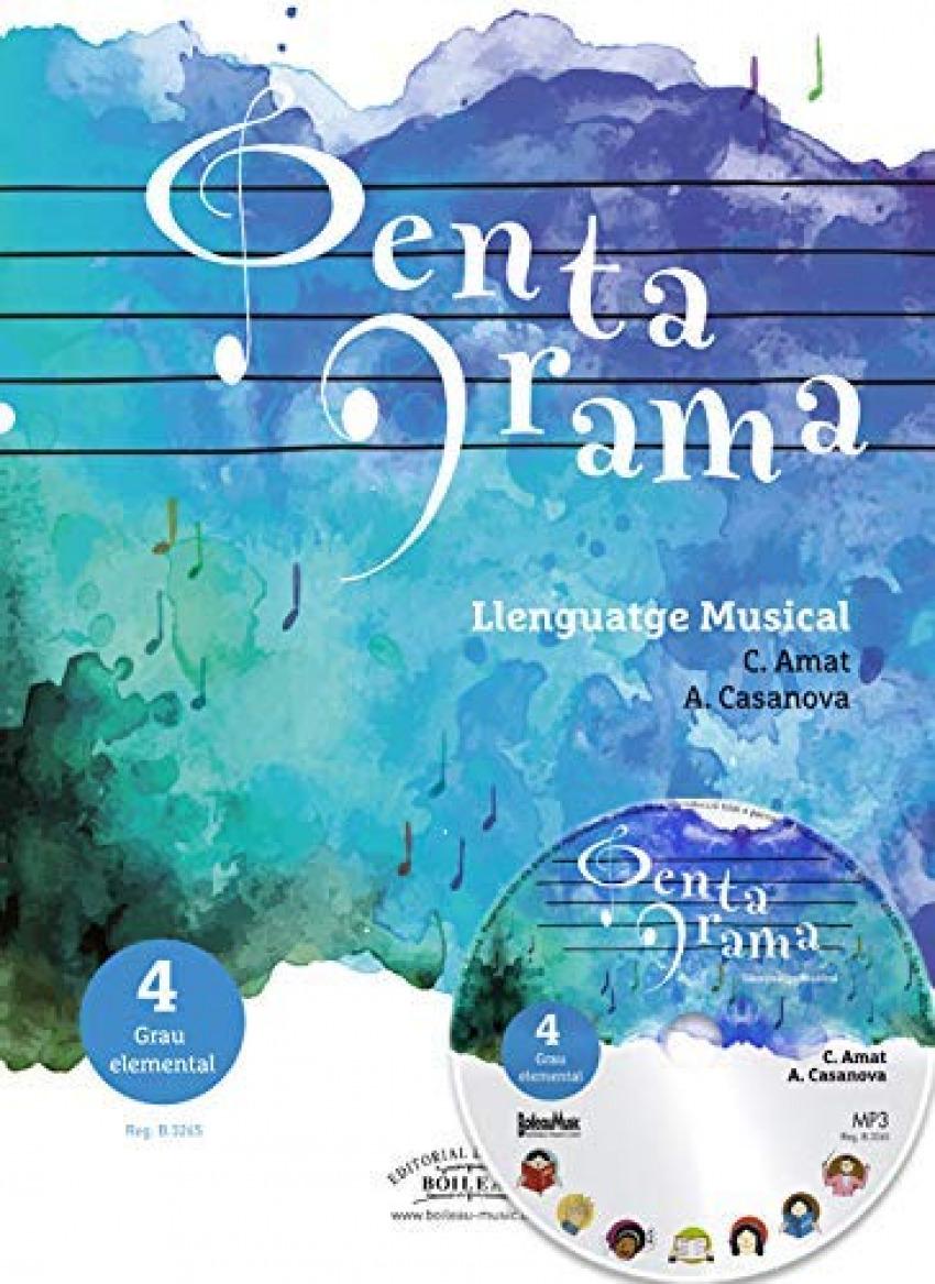 PENTAGRAMA LLENGUATGE MUSICAL 4 9788417199425