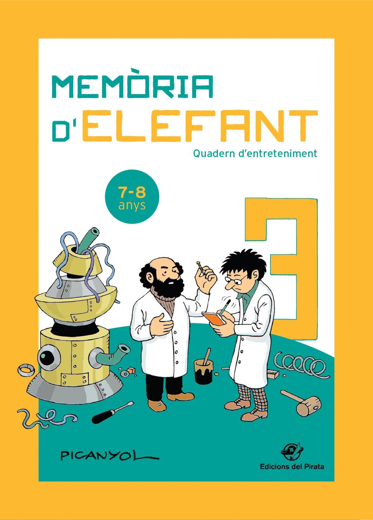 MEMORIA D ELEFANT 3 9788417207205