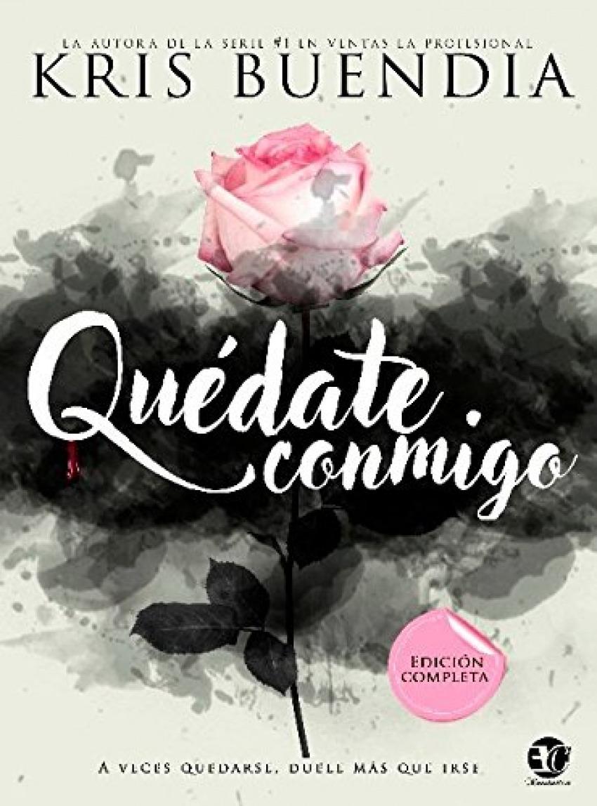 QUEDATE CONMIGO 9788417228545