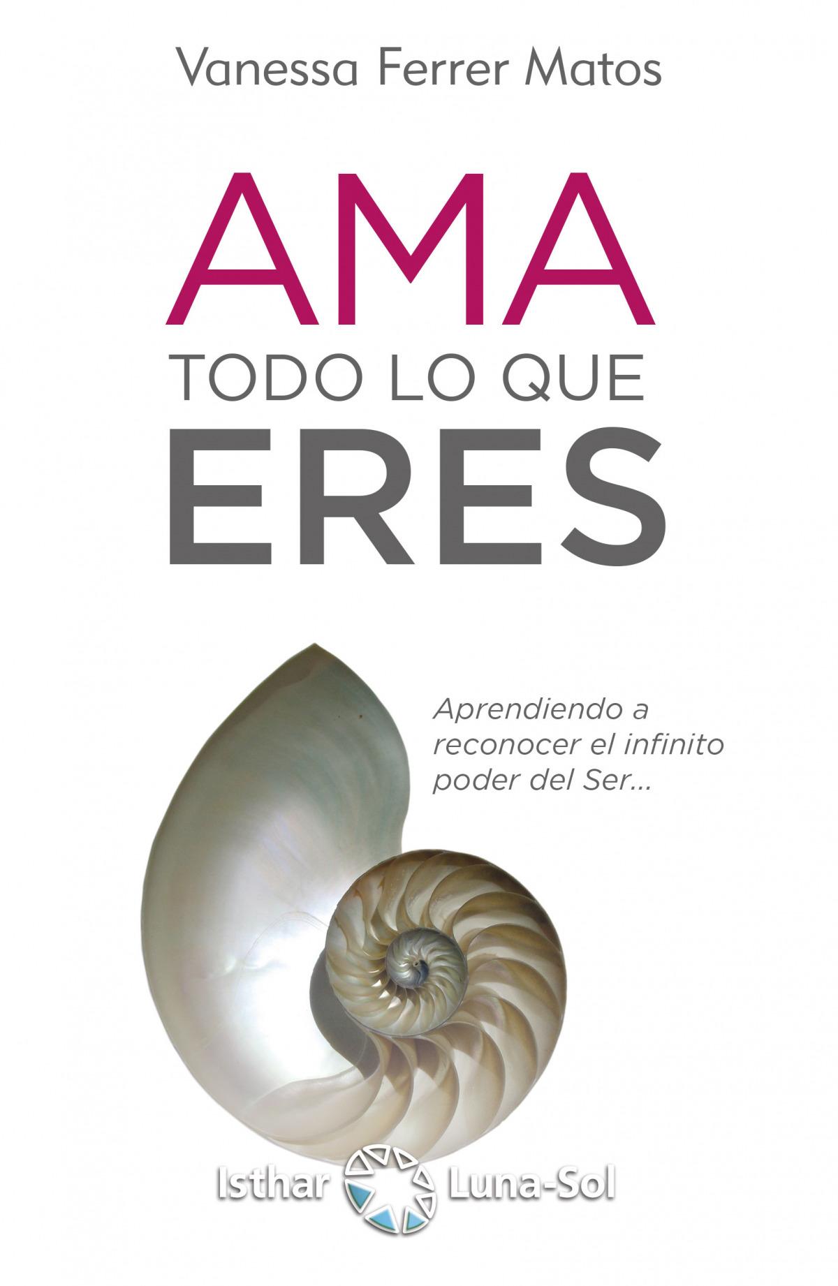 AMA TODO LO QUE ERES 9788417230456
