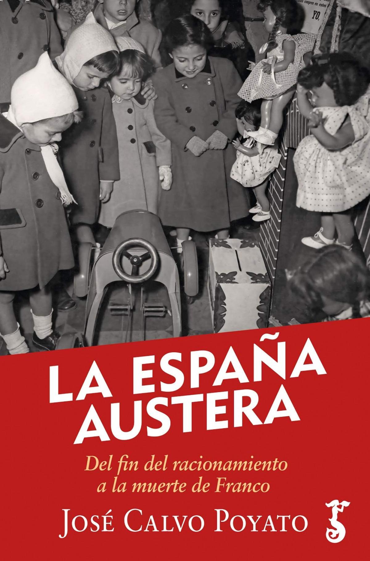 ESPAñA AUSTERA, LA 9788417241636