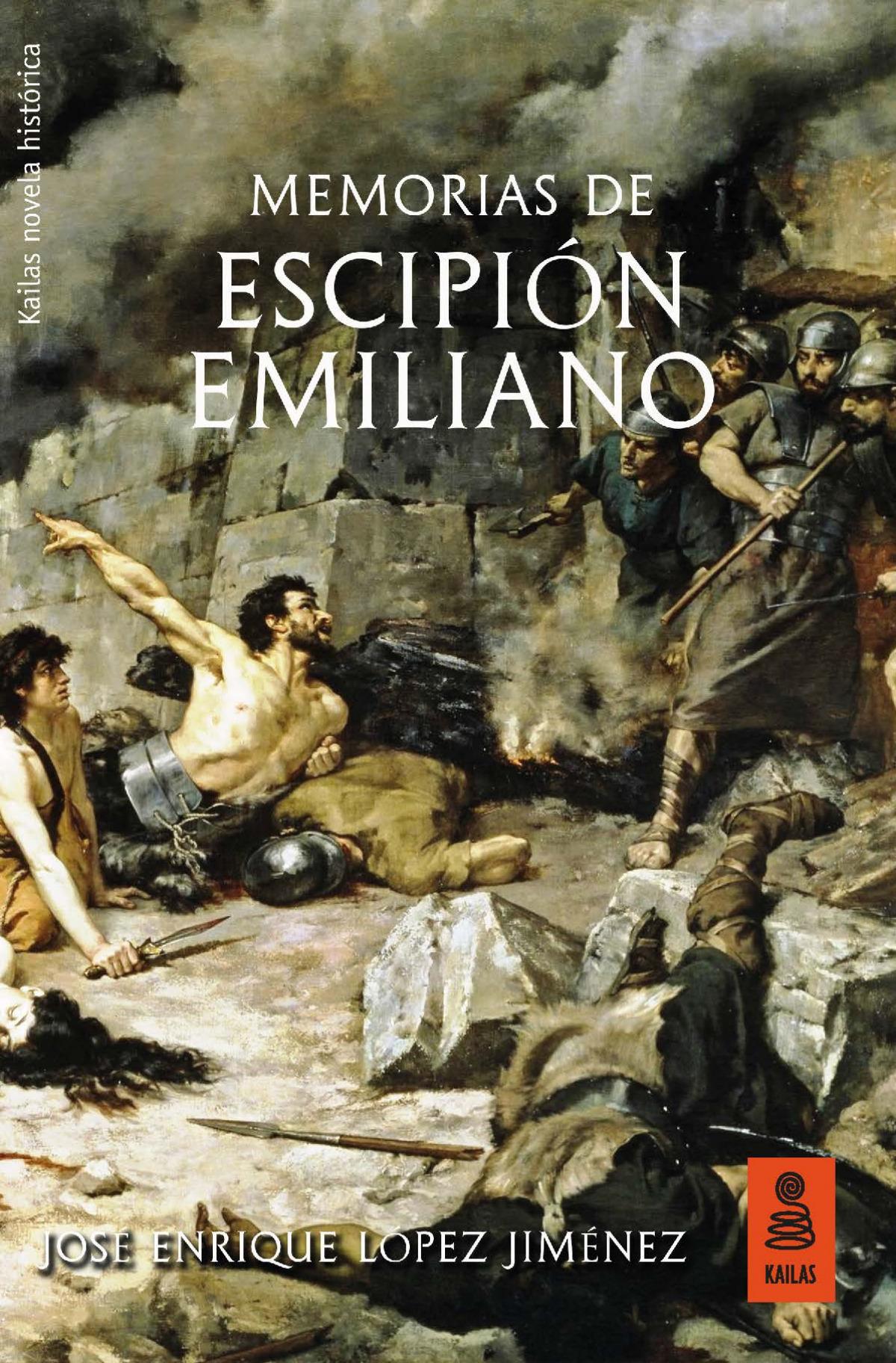 Memorias de Escipión Emiliano 9788417248086