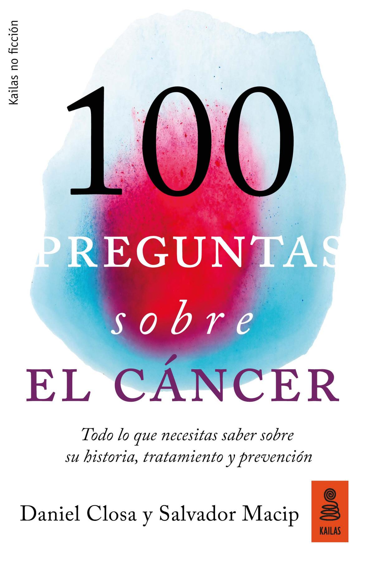 100 PREGUNTAS SOBRE EL CÁNCER 9788417248093