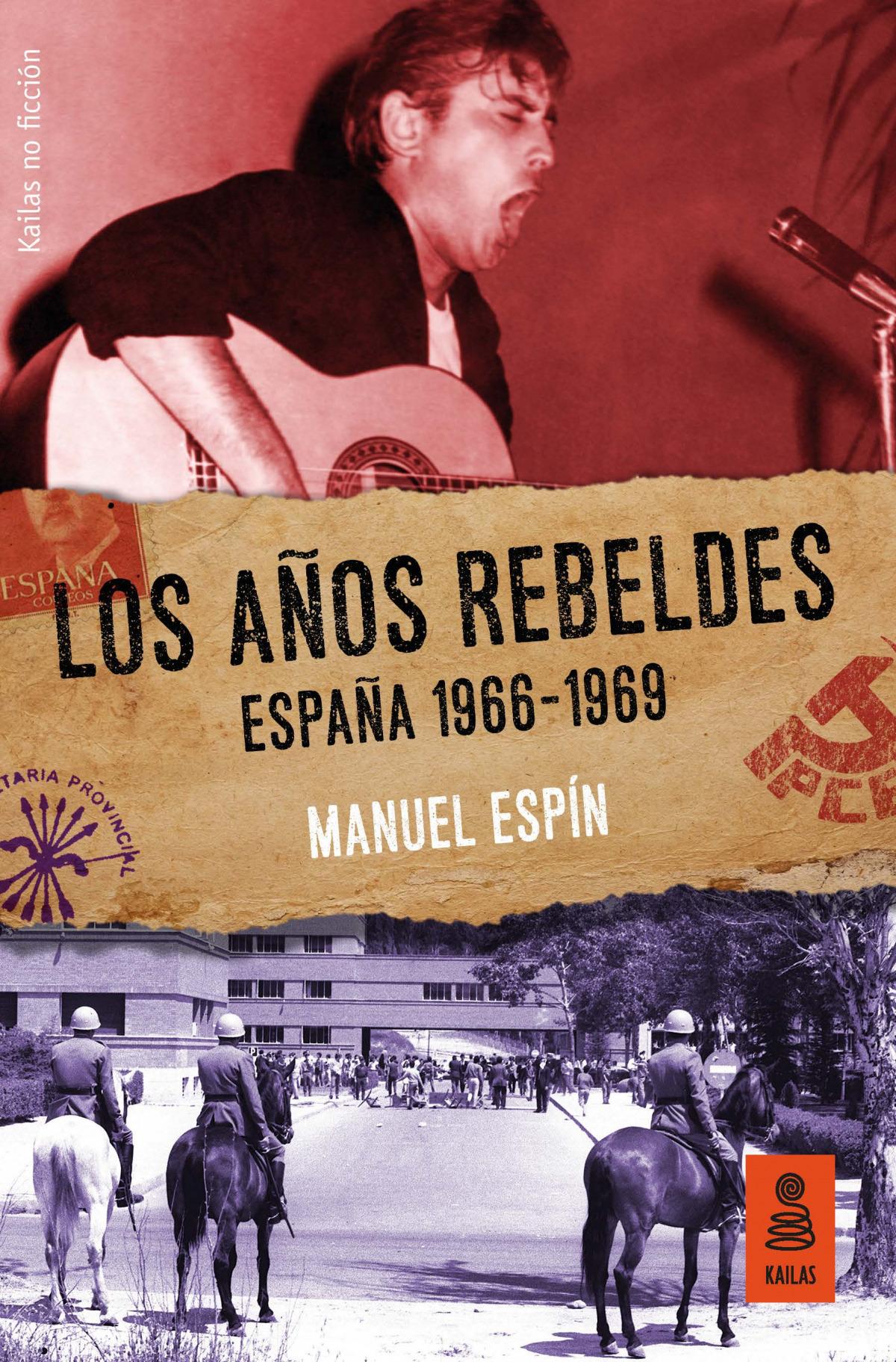 LOS AñOS REBELDES 9788417248277