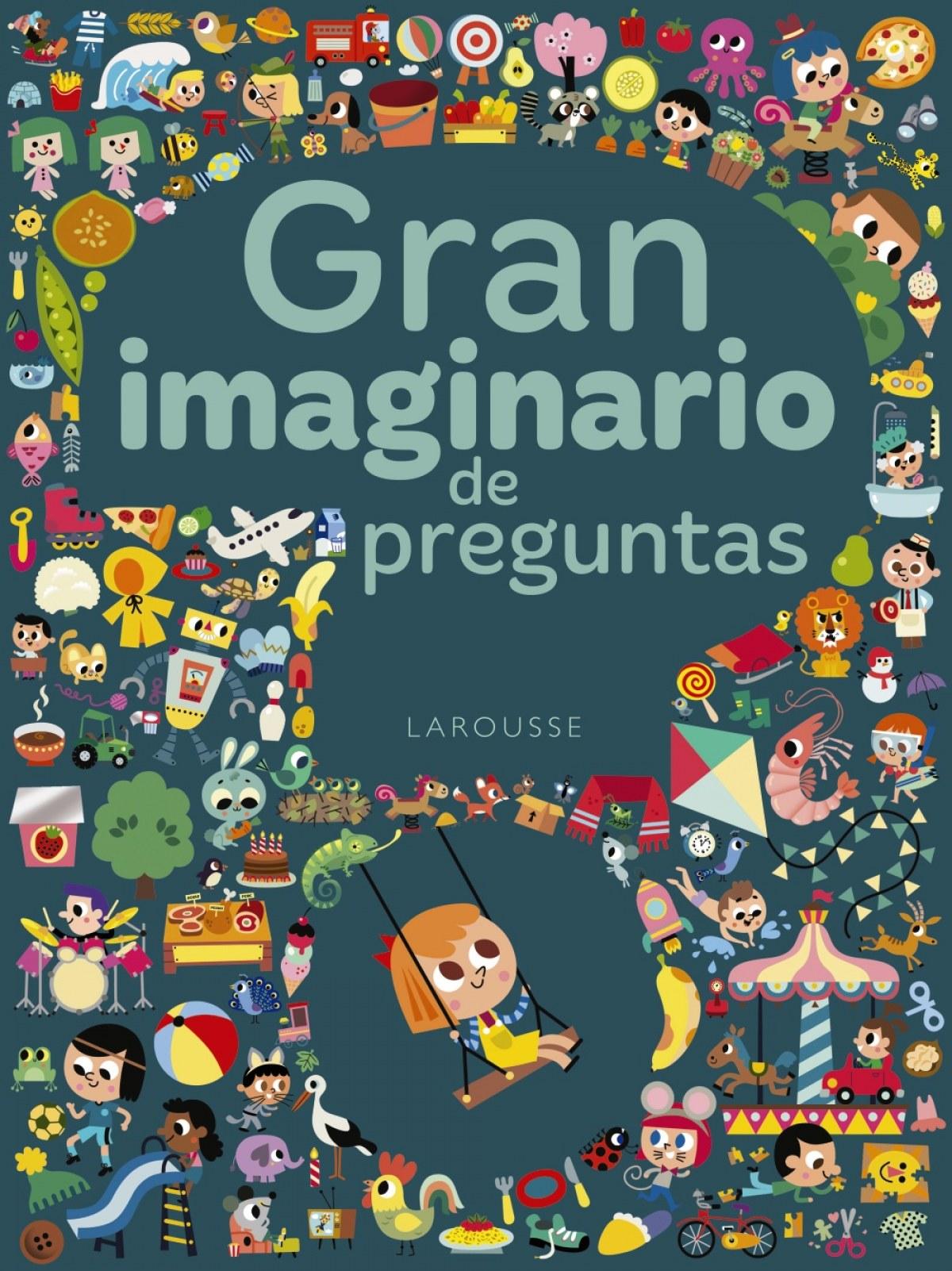 GRAN IMAGINARIO DE PREGUNTAS 9788417273286